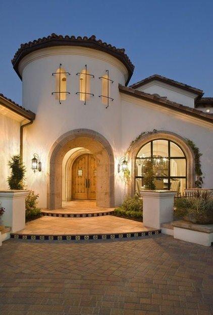 Casas mediterr neas 55 fotos e ideas de fachadas e for Fotos de casas modernas con tejas