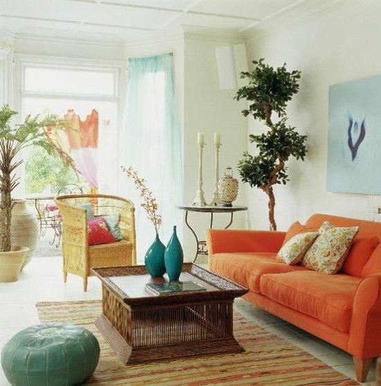 Combinaci n de colores para interiores seg n la teor a del for Estudiar decoracion de interiores a distancia