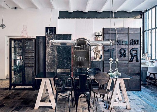 70 Comedores vintage modernos e ideas de decoracin Brico y Deco