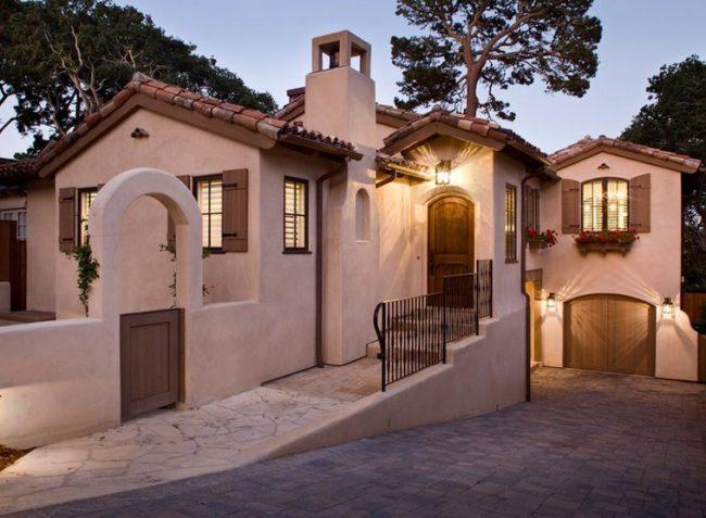 Casas mediterr neas 55 fotos e ideas de fachadas e Casa y ideas