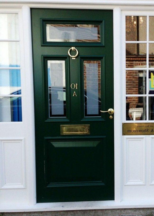 Colores para puertas 40 fotos e ideas para inspirarse | Brico y Deco