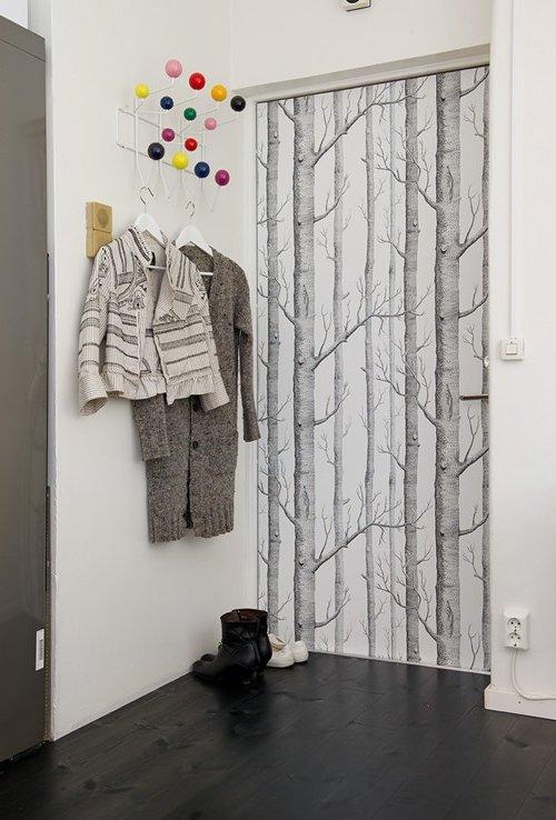 Puertas decoradas de 50 im genes y muchas ideas de for Decoracion de puertas de salones