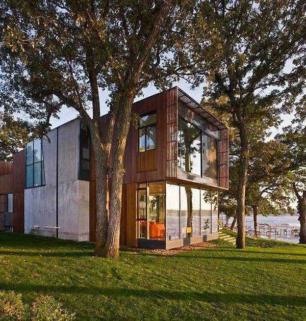 Casas de campo modernas o tradicionales 70 fotos e ideas de ...