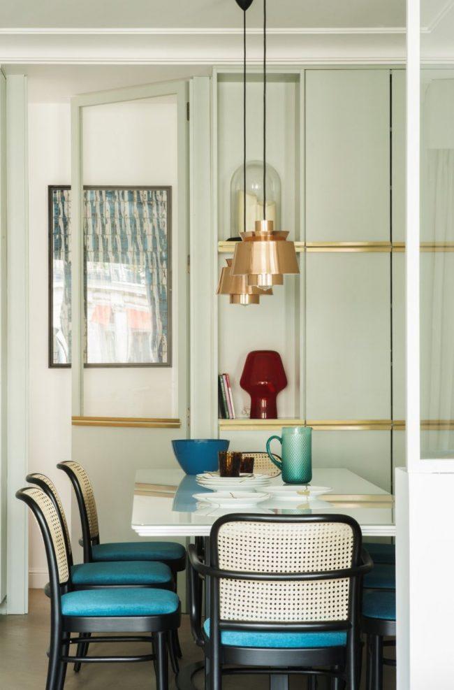 70 Comedores vintage modernos e ideas de decoración