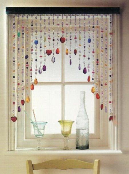 Decoraci n de ventanas de 30 fotos e ideas f ciles y baratas - Ideas de decoracion baratas ...