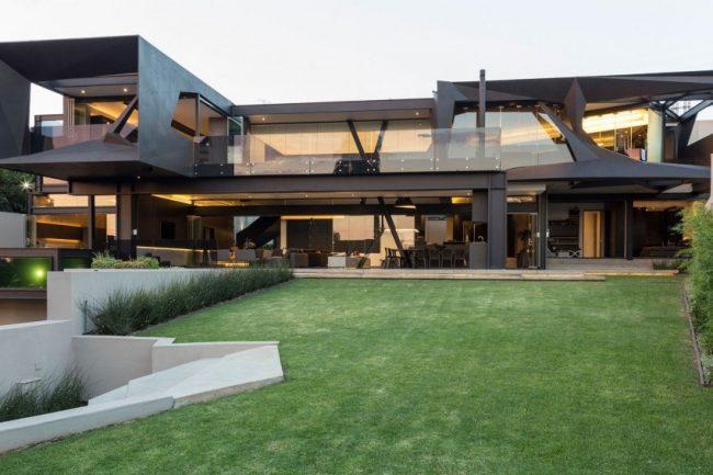 40 casas contempor neas fachadas dise o y decoraci n for Diseno de habitacion de estilo contemporaneo