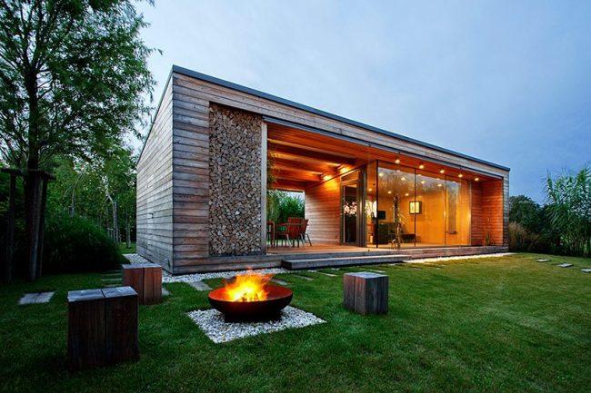 Casas de campo modernas o tradicionales 70 im genes for Casas de campo modernas