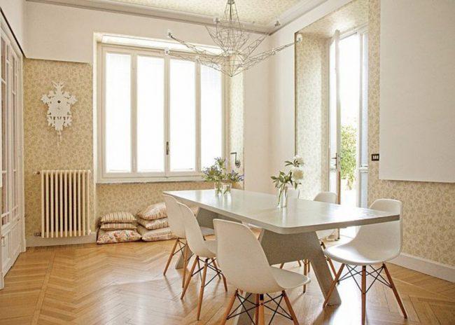 70 Comedores vintage modernos e ideas de decoración | Brico y Deco