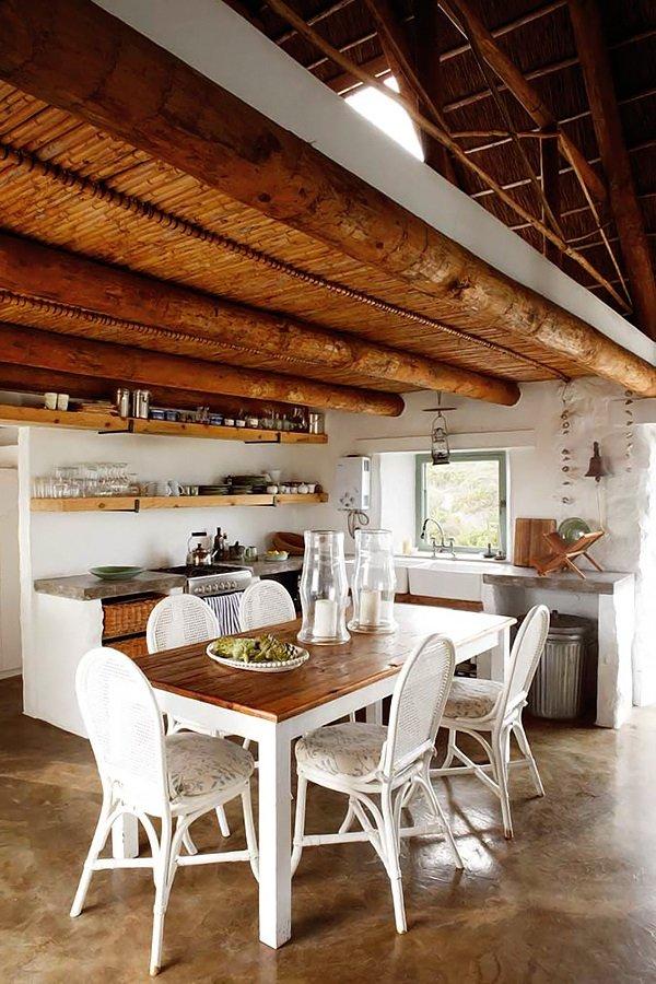 Casas De Campo Modernas O Tradicionales 70 Fotos E Ideas De - Interiores-de-casas-de-campo