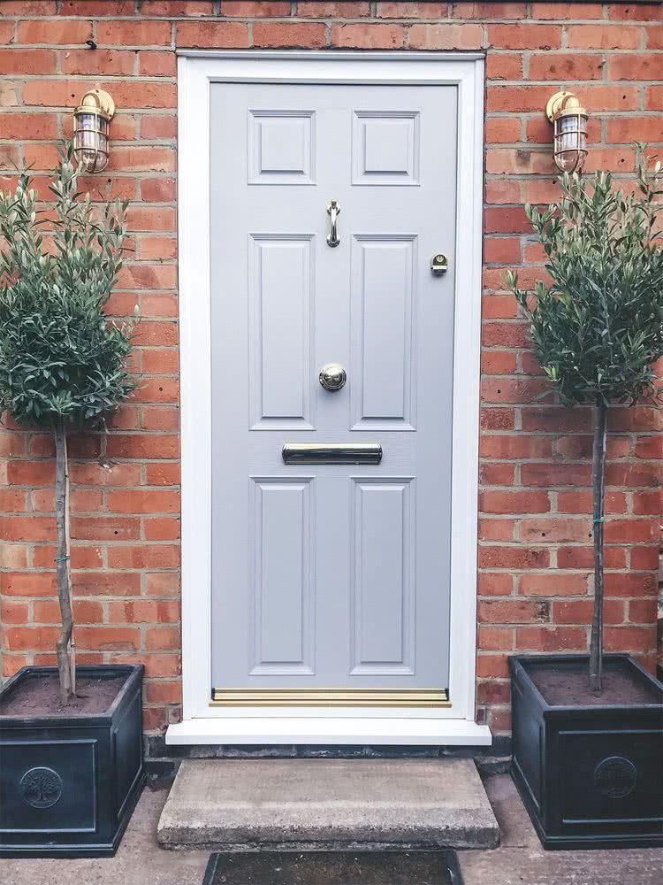 estilos de puertas para habitaciones Colores Para Puertas 40 Fotos E Ideas Para Inspirarse