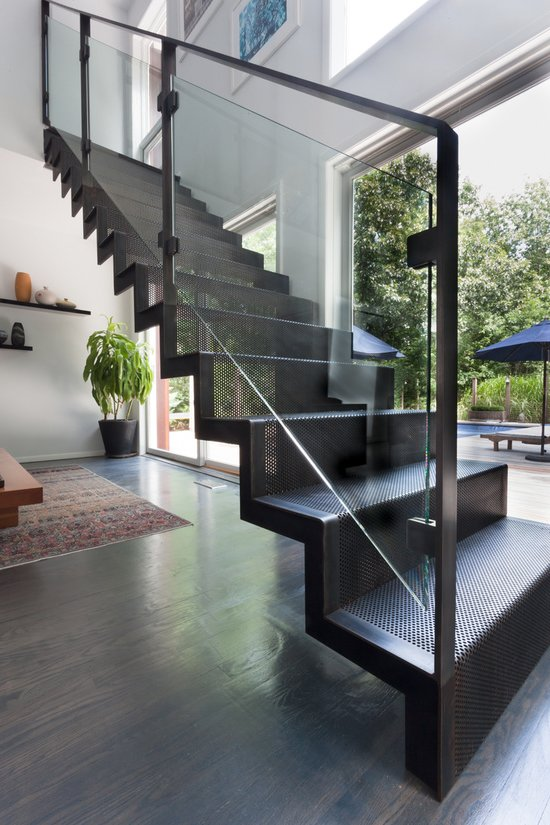 Escaleras modernas de interior 120 im genes e ideas de dise o - Escaleras de interior modernas ...