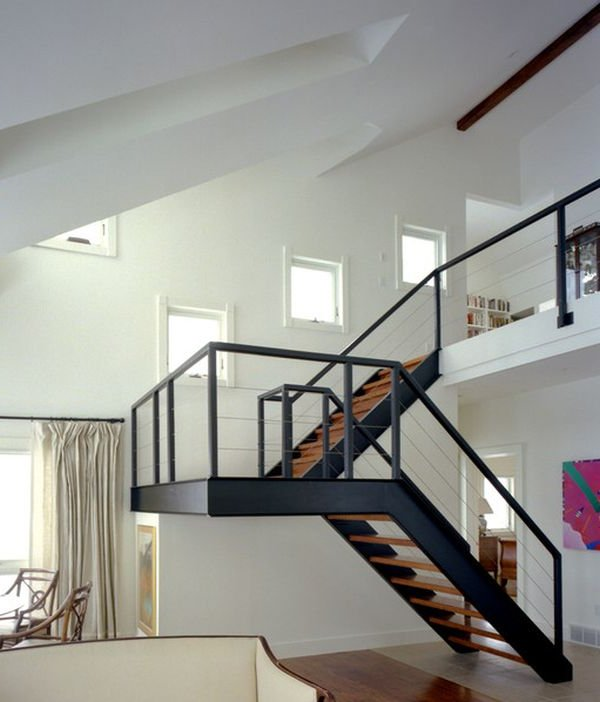 Escaleras modernas de interior 120 fotos e ideas de dise o for Formas de escaleras