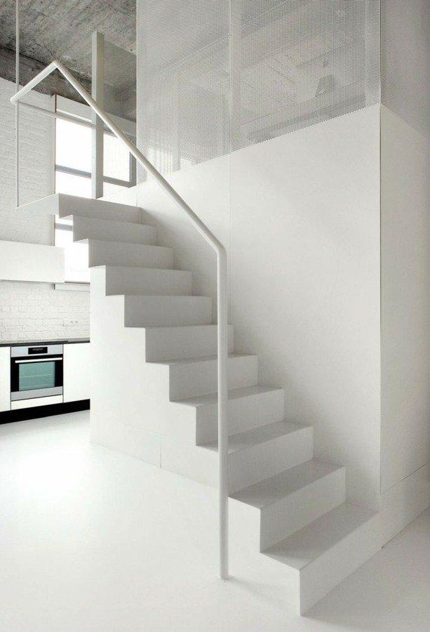 estilos de escaleras modernas