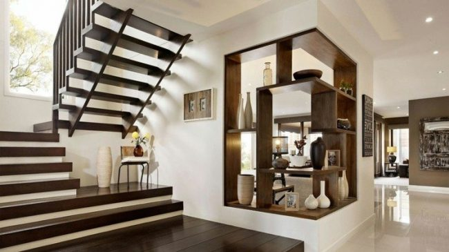 Escaleras Modernas De Interior 120 Imágenes E Ideas De Diseño