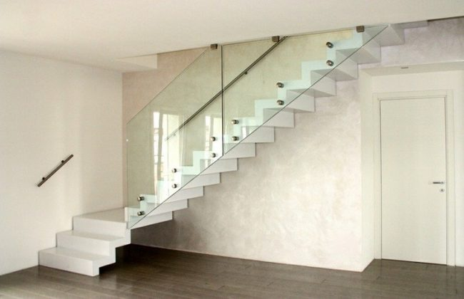Escaleras modernas de interior 120 fotos e ideas de dise o for Escaleras modernas interiores de concreto