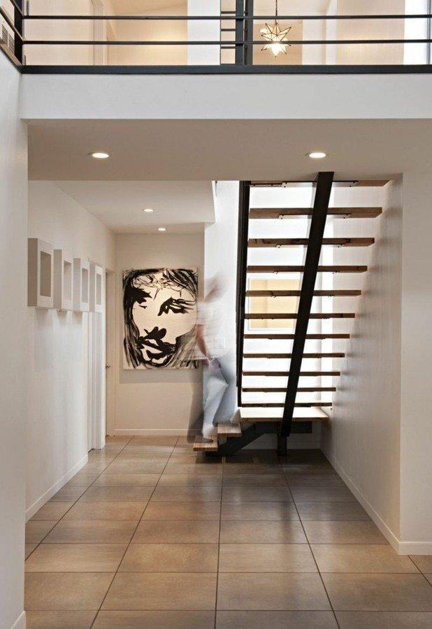 escaleras modernas cmodas - Escaleras Modernas