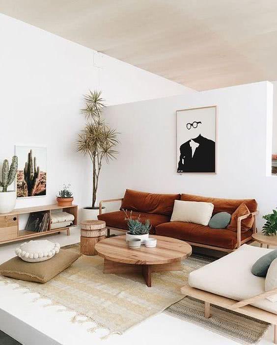 Salas modernas 2019 180 im genes tendencias de decoraci n for Decoracion apartaestudios