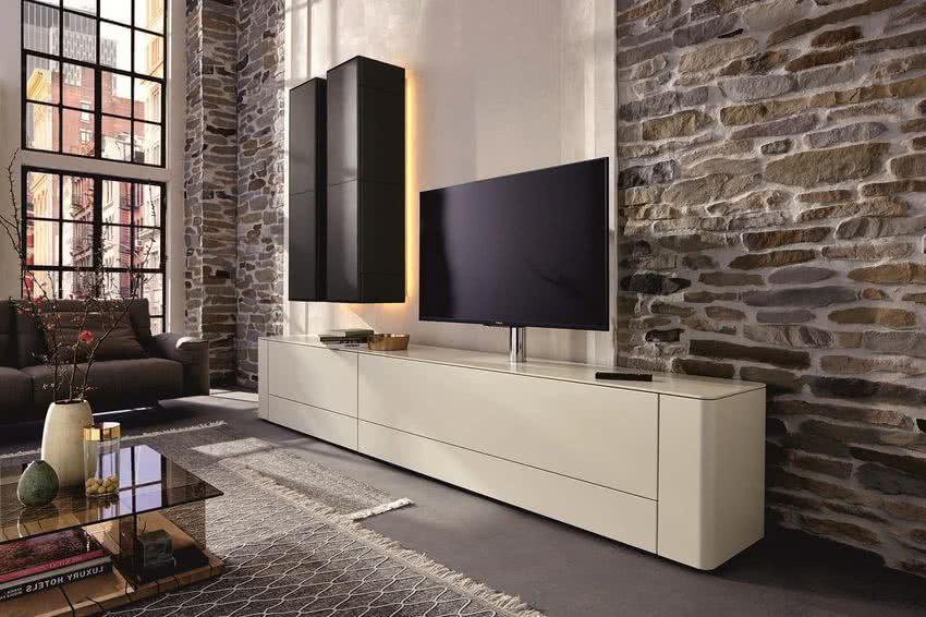 Muebles de salón modernos 2018 100 fotos e ideas para inspirarse ...