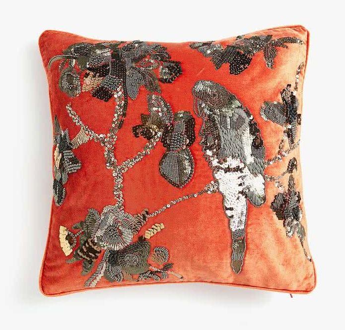 Zara Home cortinas, cojines y alfombras