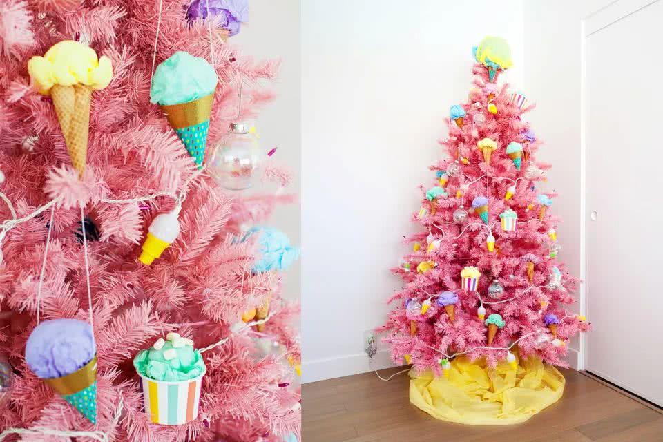 Arboles de Navidad decorados 2020 2021 | Brico y Deco