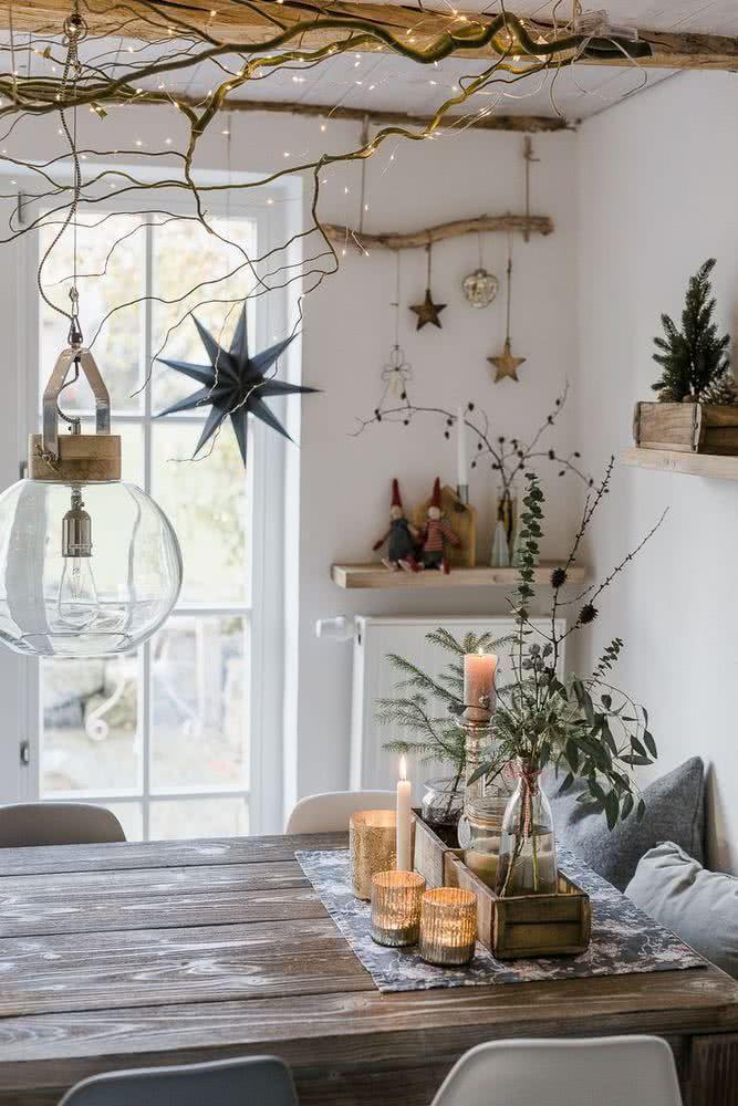 Como Decorar Mi Casa En Esta Navidad 2019.Decoracion Navidad 2019 2020 80 Fotos Y Tendencias