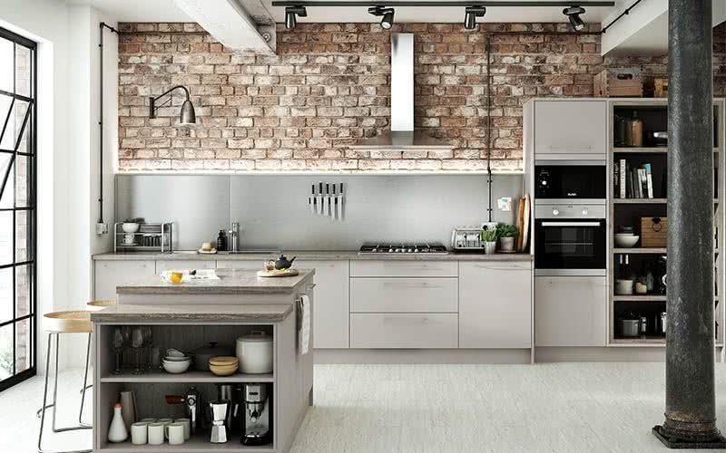 Cocinas modernas 2020 +150 fotos – diseños y decoración