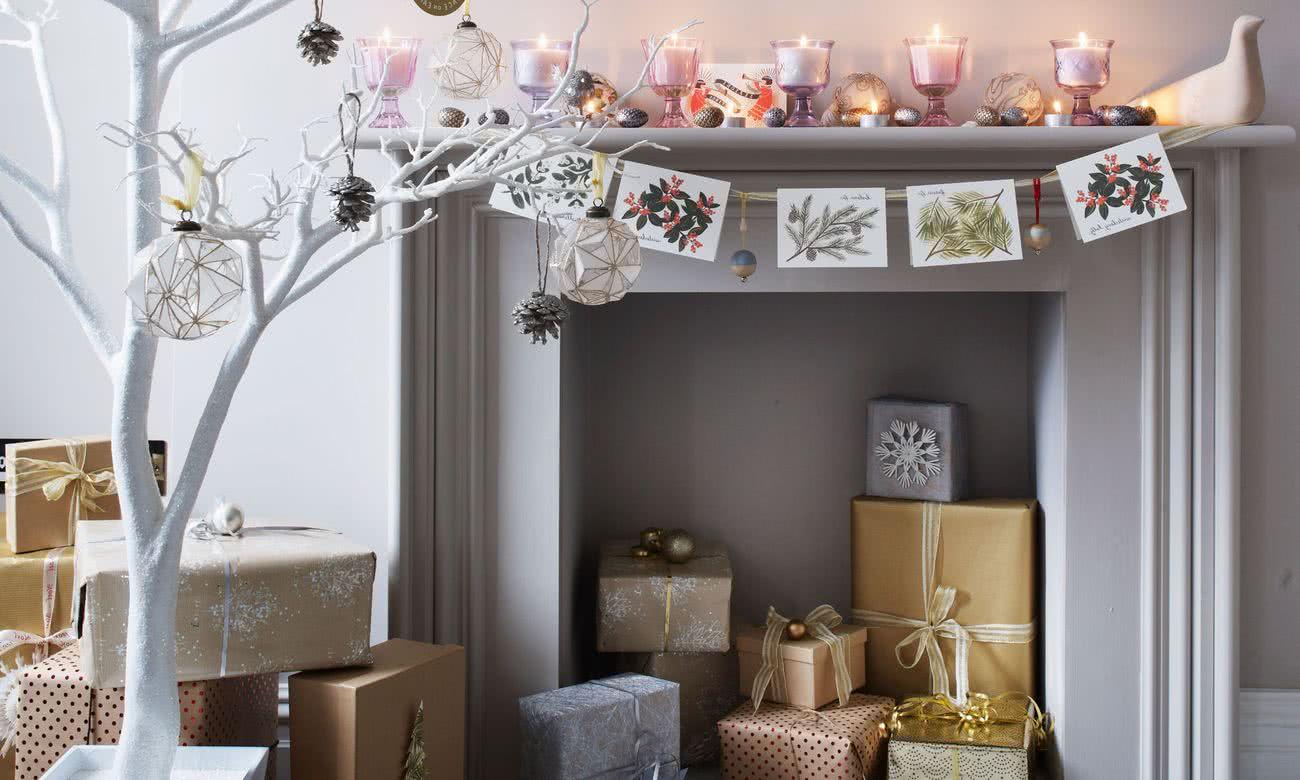 Bonitos Dibujos De Navidad A Color Faciles.Arreglos Navidenos 2019 2020 De 70 Ideas Y Tendencias