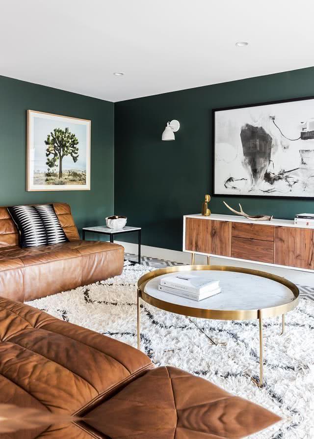 Colores para paredes 2019 tendencias para interiores - Ver decoracion de salones ...