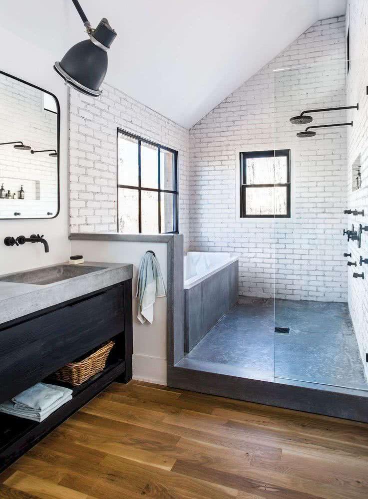 Baños modernos 2020 – 100 imágenes de tendencias y diseños