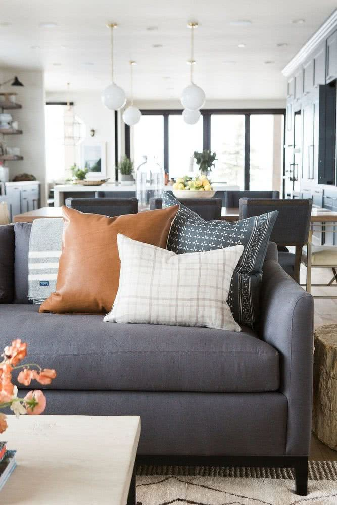 ideas de sala de estar de estilo cabaña Decoracin De Salas 2020 2019 150 Imgenes Y Tendencias