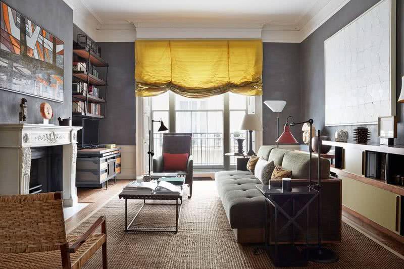 hermosas habitaciones de polvo fotos Cortinas Modernas 2020 2019 Para Salones Cocinas Y Dormitorios