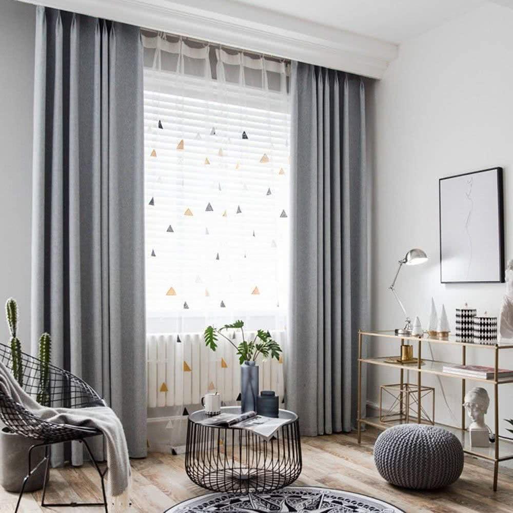 Cortinas Modernas 2021 Para Salones Cocinas Y Dormitorios