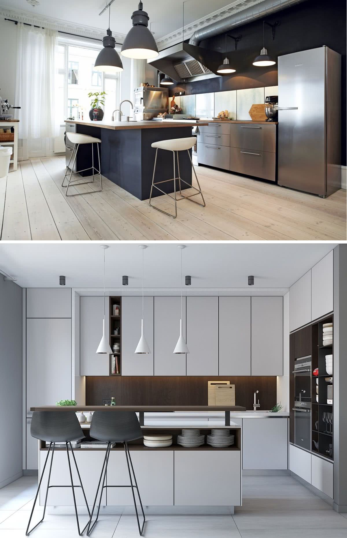 Diseños de cocinas 2020 70 imágenes y tendencias modernas