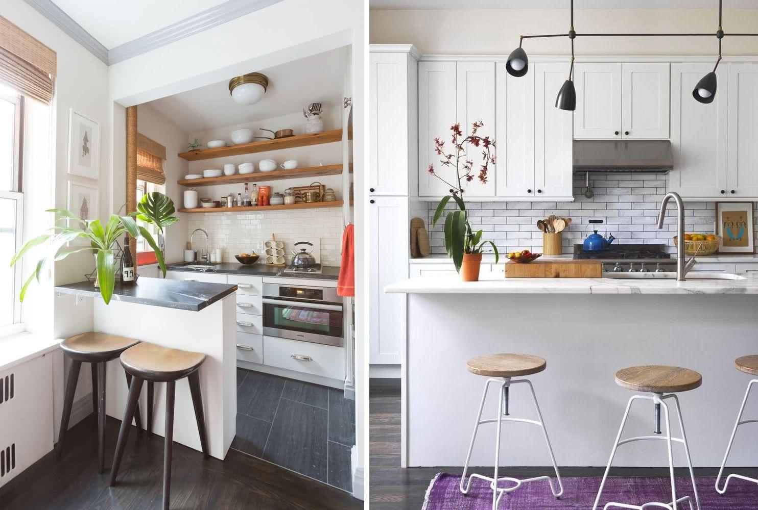 Cocinas Pequeñas 2021 80 Fotos Y Tendencias En Diseño Y Decoración