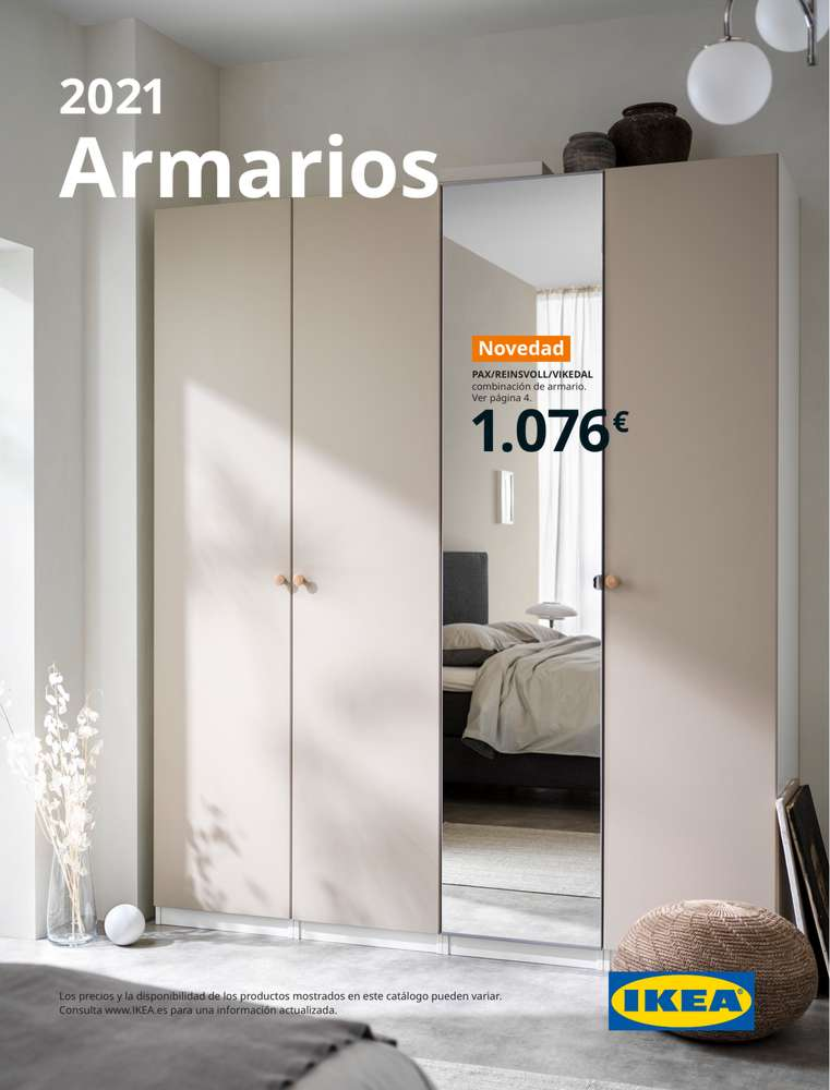 Vestidores y Armarios IKEA