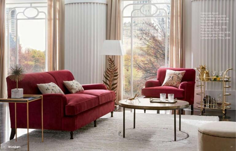 Muebles y sofás El Corte Inglés