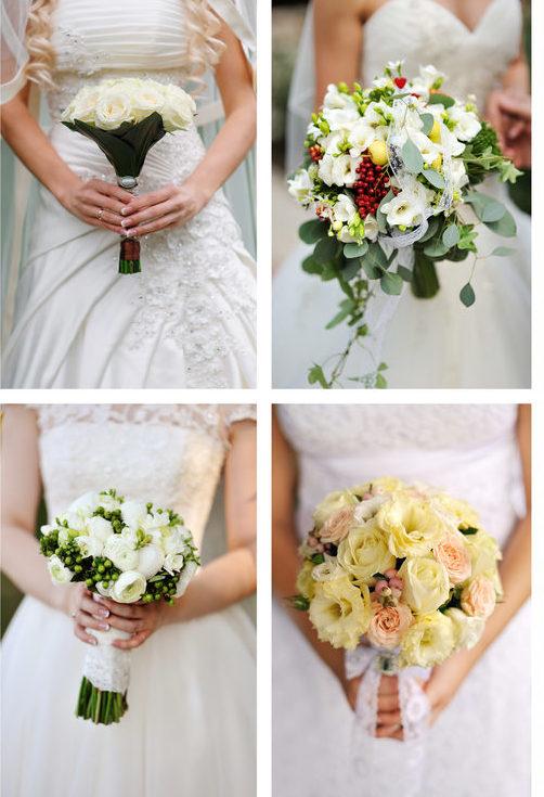 Cómo elegir un ramo de novia