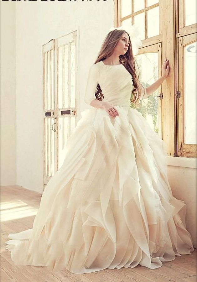 modelos de vestidos de novia 60 fotos e ideas | novias y bodas