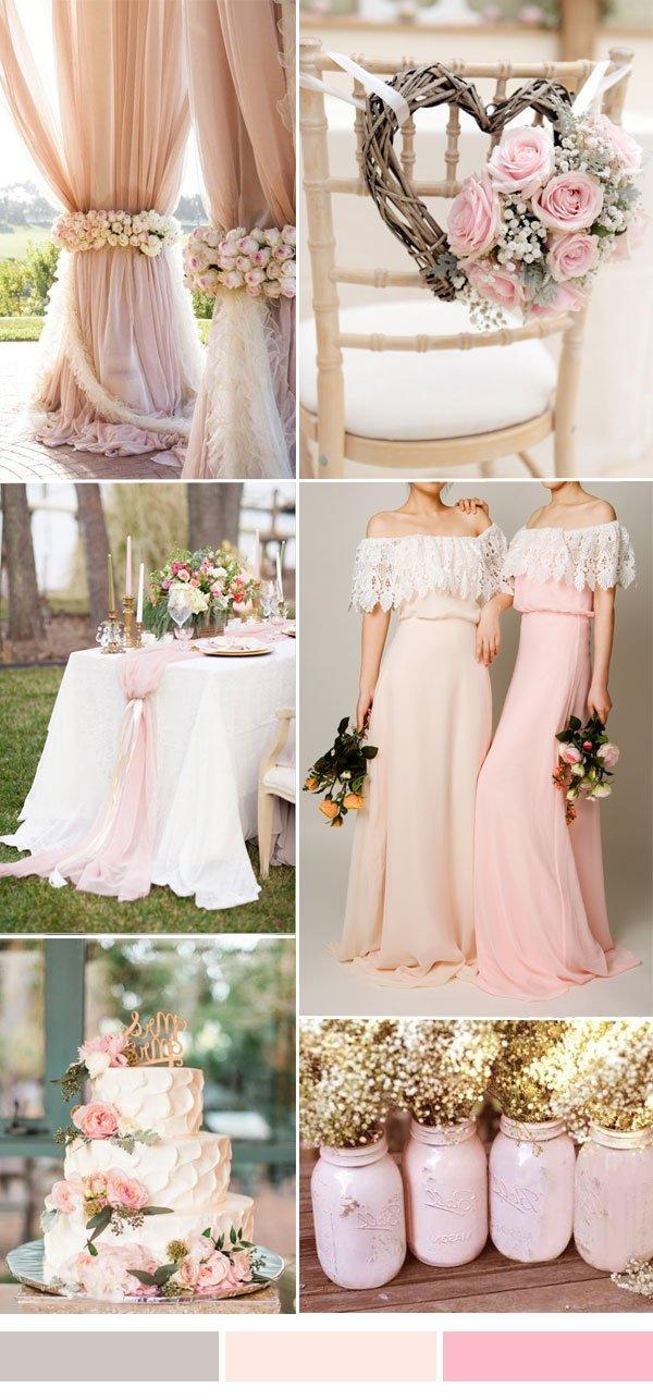 colores para bodas 2019 + de 350 fotos e ideas