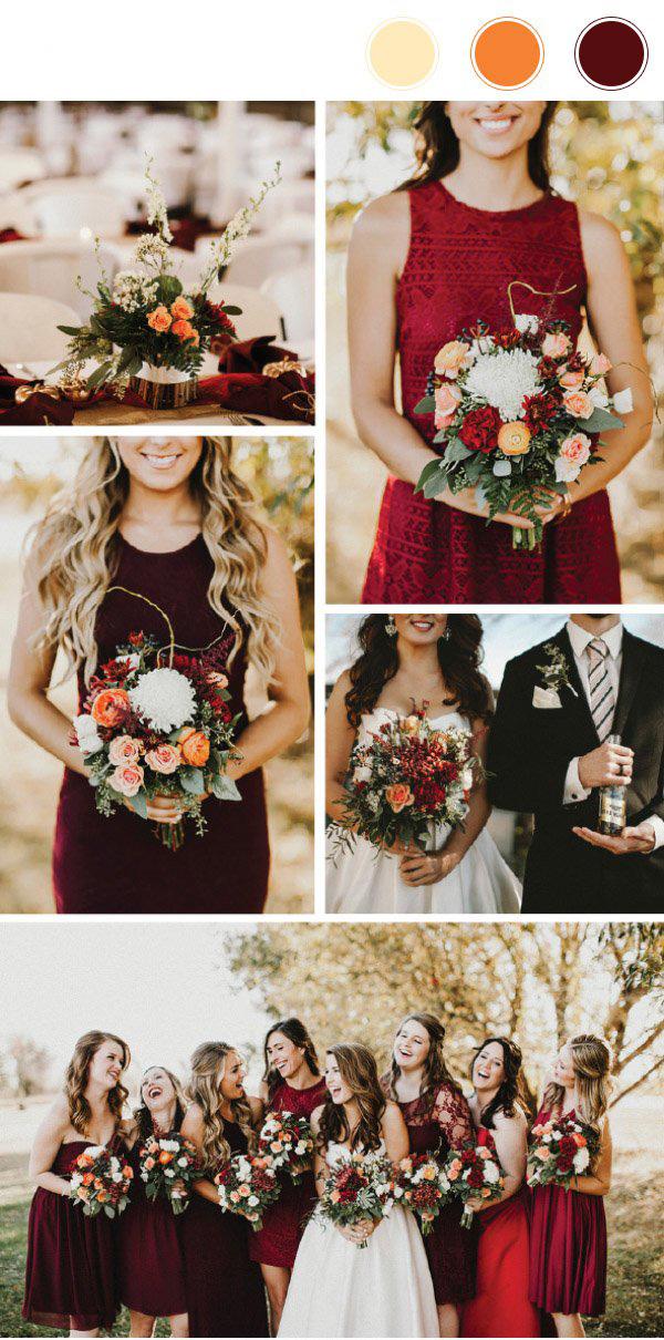 Colores para bodas 2018 de 350 fotos e ideas novias y for Colores para salones 2016