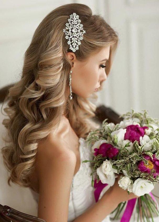 Espectacular peinados 2021 novias Imagen De Consejos De Color De Pelo - Peinados de novia 2021 actuales 90 fotos y tendencias