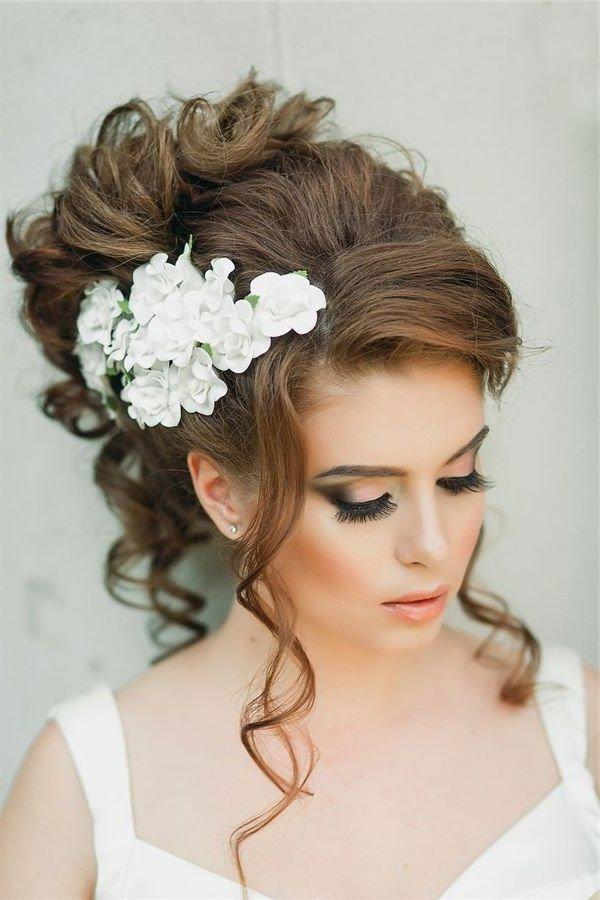 90d5ed814 Peinados de novia recogidos 2019 tendencias y 90 fotos