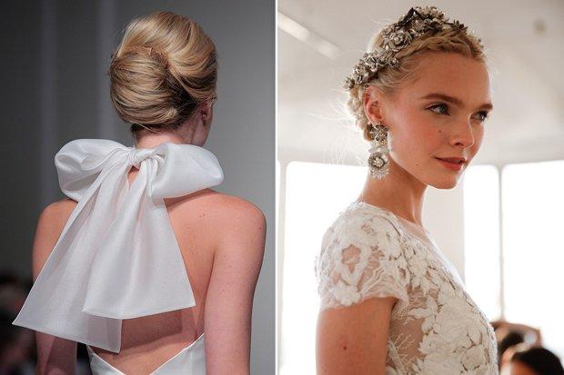 Peinados de novia 2017 actuales 90 fotos y tendencias for Recogidos altos para novias