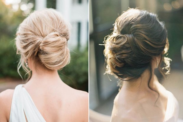 Peinados de novia 2017 actuales 90 fotos y tendencias - Recogidos altos para bodas ...