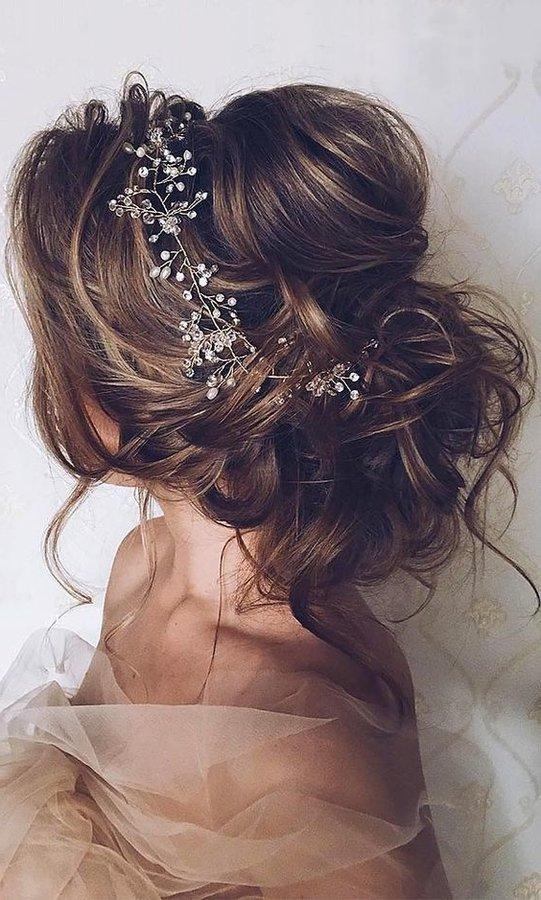 los peinados romnticos se por el volumen gran cuerpo y elegancia lo cual hace que sea un pelo relajante