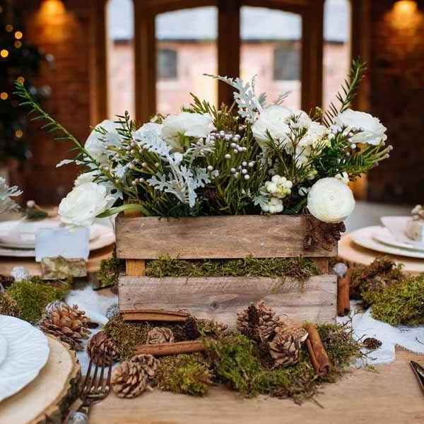 Bodas De Invierno 40 Fotos E Ideas De Decoración