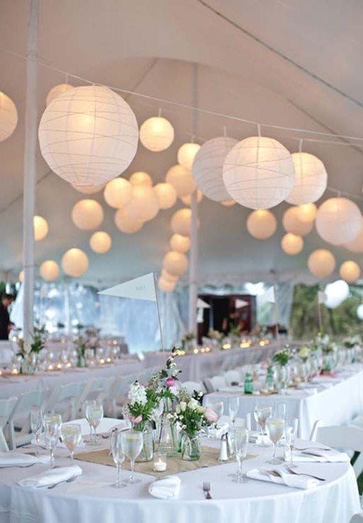 Decoraci n de bodas 90 fotos y tendencias 2018 novias y for Decoracion de bodas sencillas
