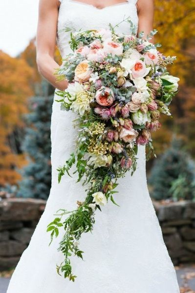 ramos de novia 2019 modernos, tendencias y 50 fotos
