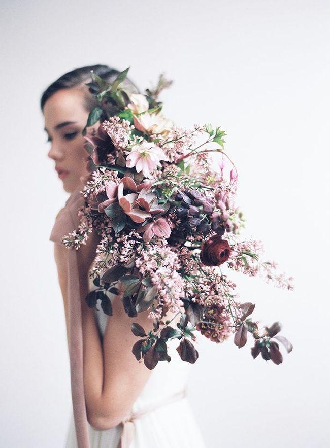 Ramos de novia naturales