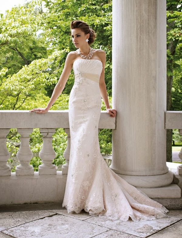 cómo elegir un vestido de novia | novias y bodas